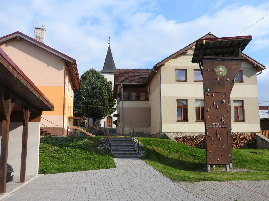Centrum Važec